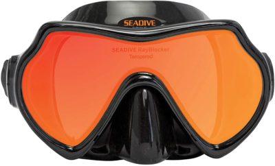 SeaDive Eagle Eye Rayblocker HD Mask with Purge