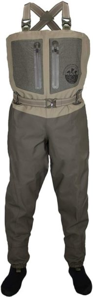 Paramount Outdoors EAG Elite 4 Fishing Waders