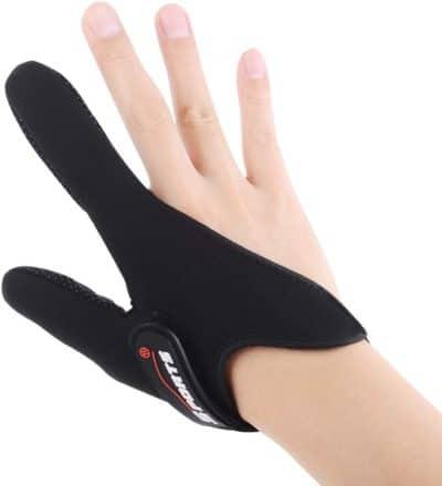 Uniwit Professional Thumb + Index Finger Fishing Glove