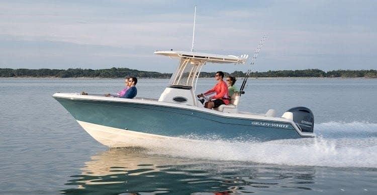 Grady-White Fisherman 216 CC