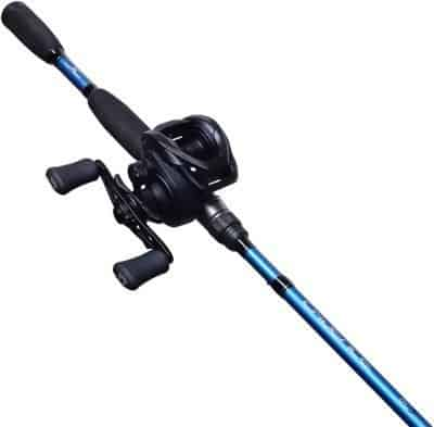 Cadence Baitcasting Rod and Reel