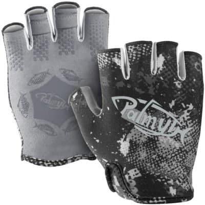 Palmyth Stubby UV Fishing Gloves