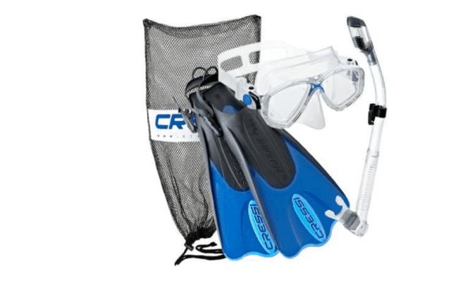 Cressi Palau Snorkel Set