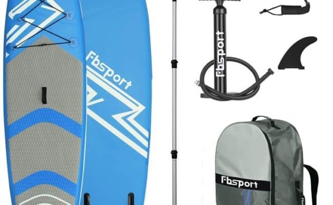 FBSPORT Inflatable Premium Stand up Paddle Board