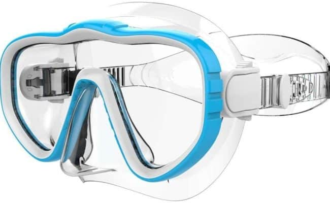 Kraken Aquatics Snorkel Mask