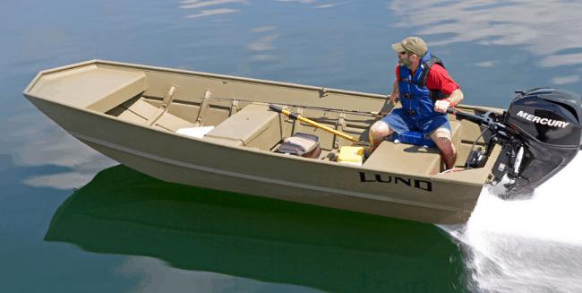 Lund Jon Boat series