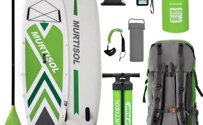 Murtisol Pro Inflatable Paddle Board