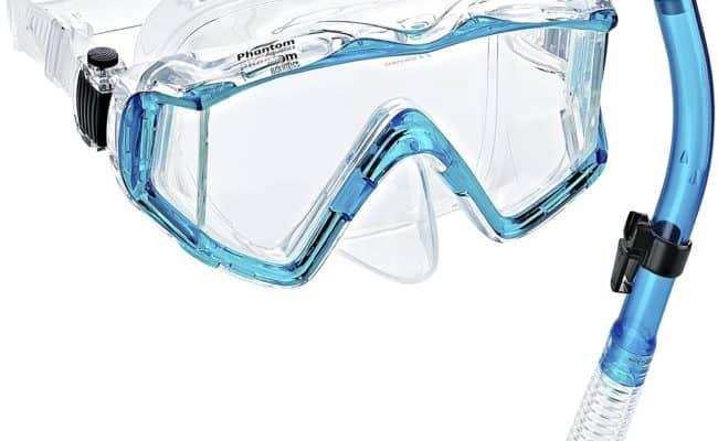 Phantom Aquatics Panoramic Scuba Set