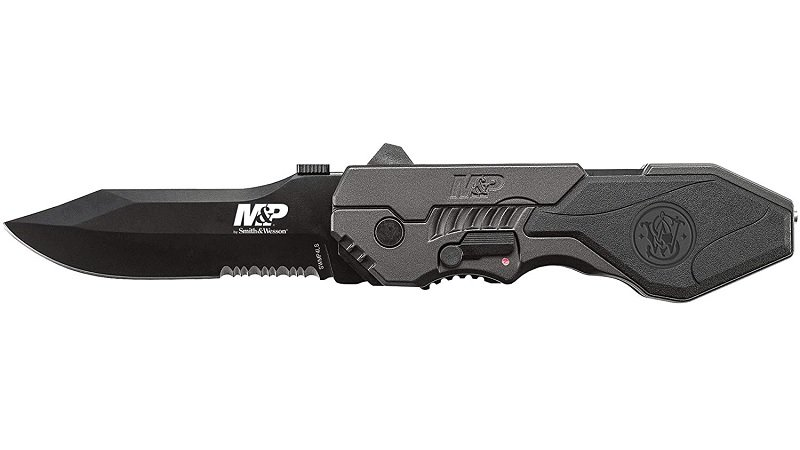 Smith & Wesson SWMP4LS pocket knife