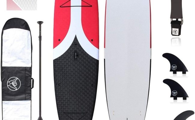 South Bay Premium Soft-Top Paddle Board