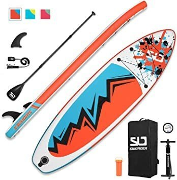 Swonder Ultra Steady Stand up Paddle Board