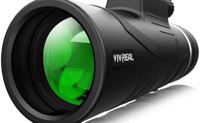 VIVREAL 12x50 Monocular Telescope