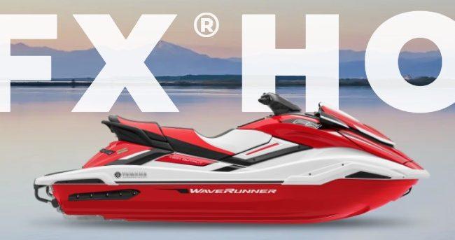 Yamaha FX HO