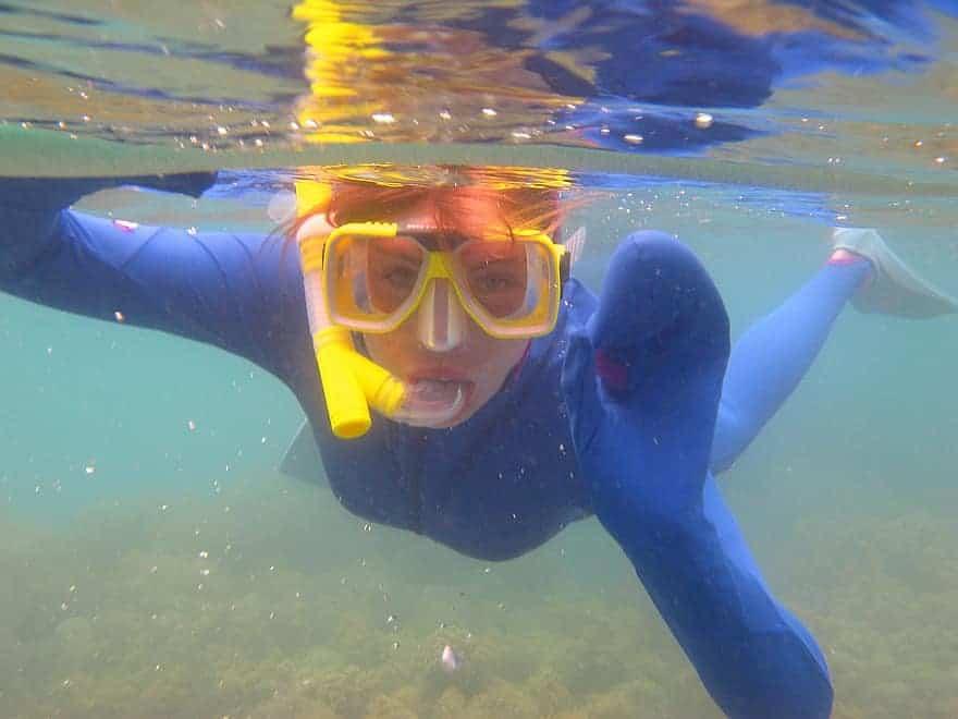Ocean Diver Snorkeling Mask