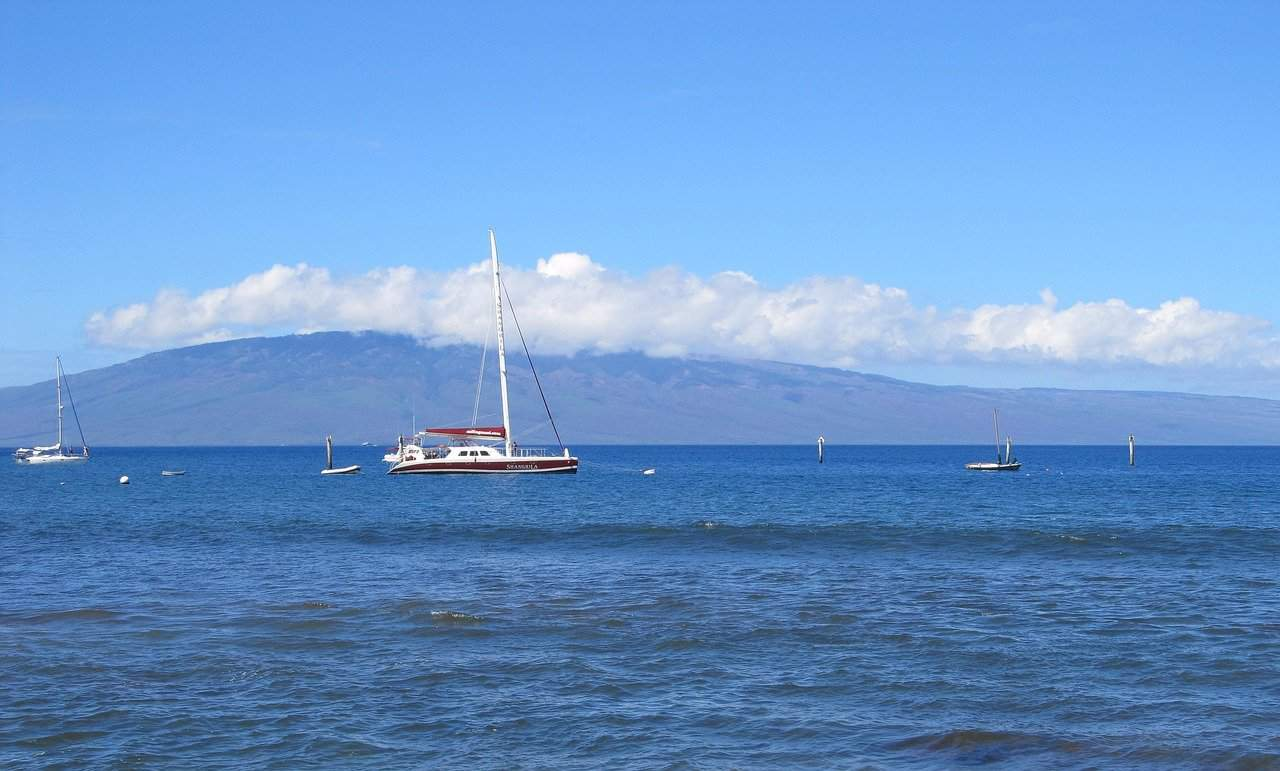 Sailboat Open Water
