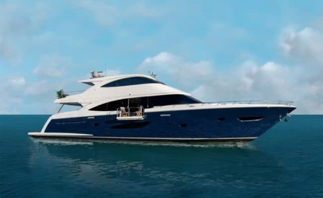 93 Motor Yacht
