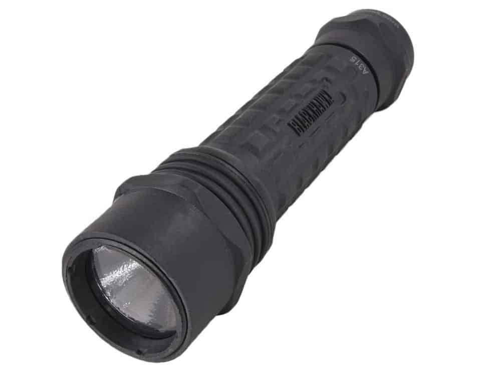 BLACKHAWK Legacy X6-P Flashlight - Black