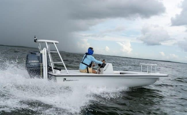 Dolphin 17' Super Skiff Pro