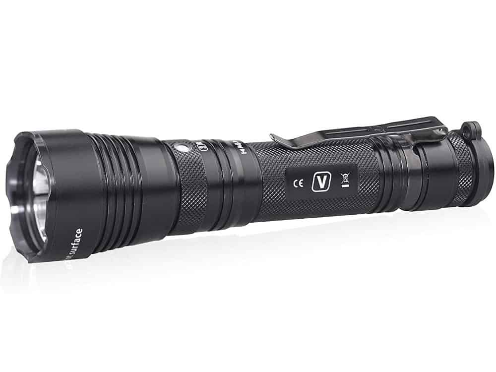 EAGTAC G3V Type-C Rechargeable Flashlight