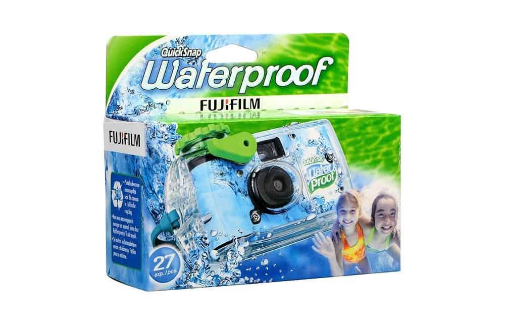 Fujifilm QuickSnap 35mm Disposable Waterproof Camera