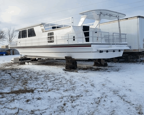 Gibson Cabin Yacht 5000