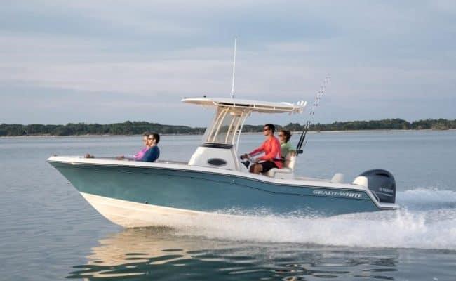 Grady White Fisherman 216