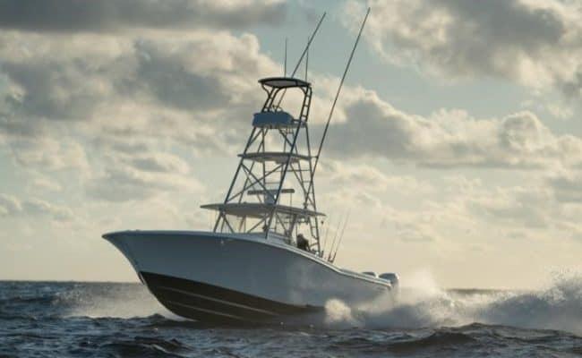 Invincible Boats 42' Open Fisherman