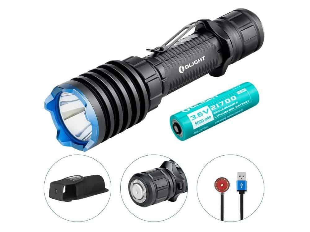 Is the Olight Warrior The Best Tactical Flashlight