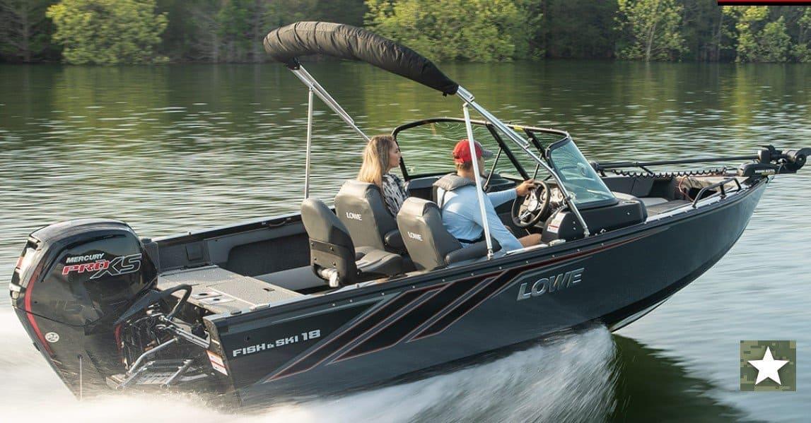 LOWE Fish & Ski FS 1800