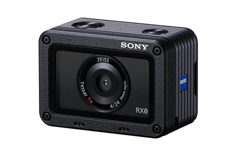 Sony 1.0-type Sensor Ultra-Compact Camera