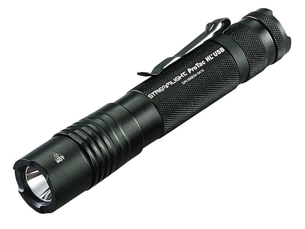 Streamlight ProTac HL USB Professional Flashlight