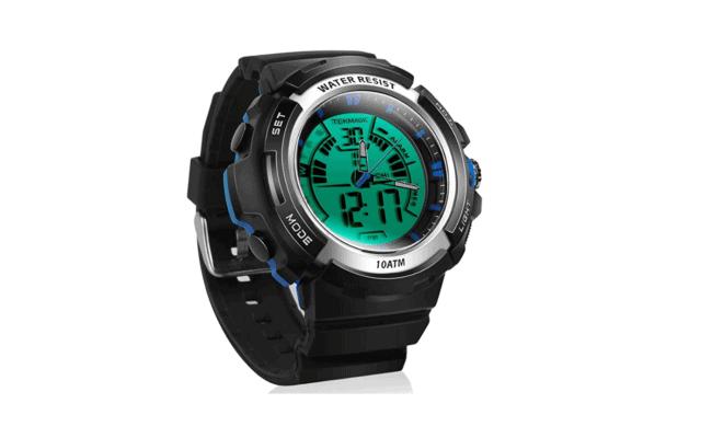 TEKMAGIC Digital Scuba Diving Watch