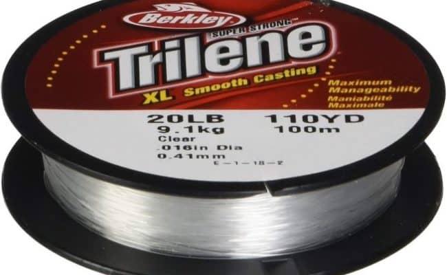Trilene XL Monofilament Fishing Line from Berkley