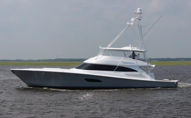 Viking 92 Convertible