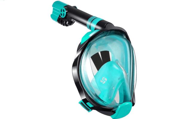 WSTOO Full Face Snorkel