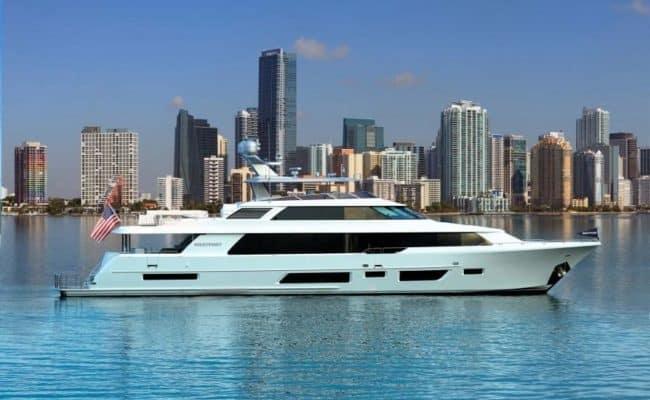 Westport 112 Motor Yacht