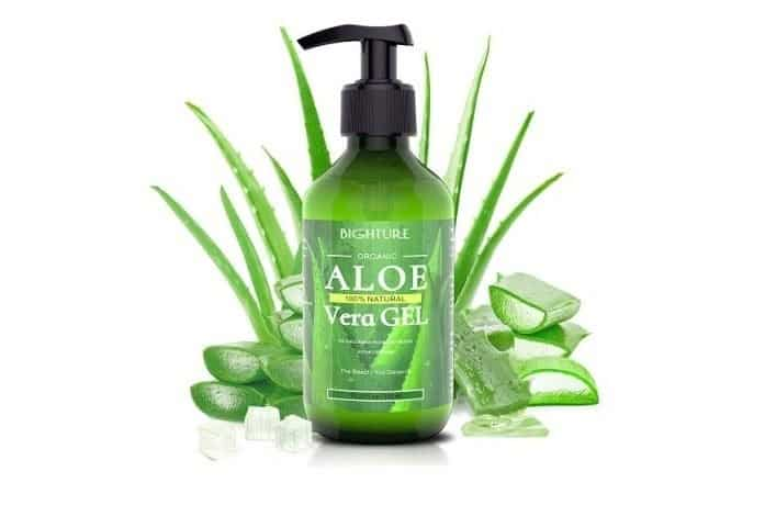Bighture 100% Aloe Vera Organic
