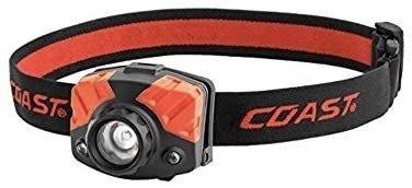 Coast Tri-Color Focusing Headlamp FL74