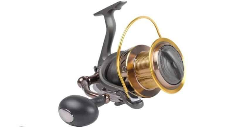 Dr. Fish Saltwater Spinning Reel for Surf Fishing 10000