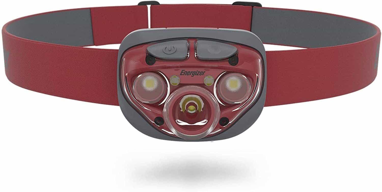Energizer Rust Red Headlamp