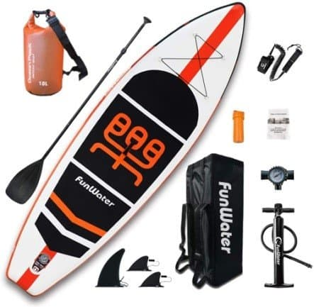 FunWater Inflatable Stand Up Paddle Boards