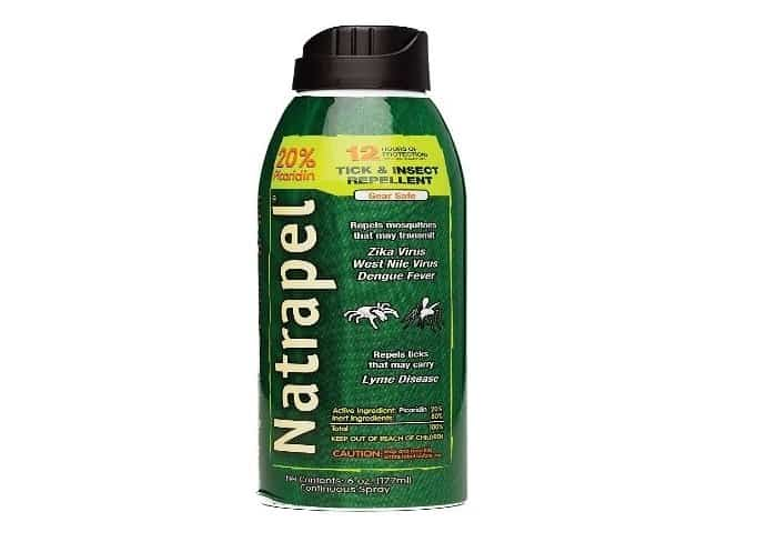 Natrapel 12 Hour Picaridin Eco-Spray Insect Repellent
