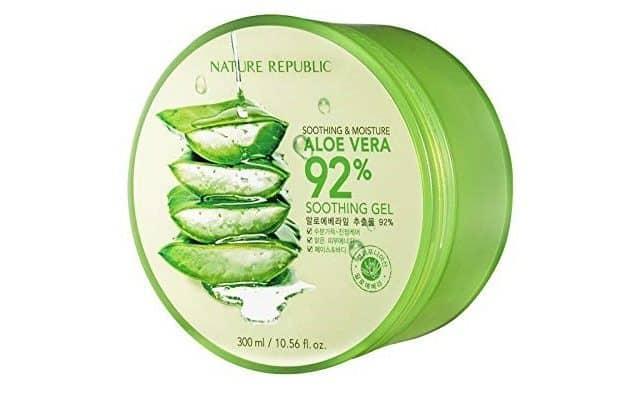 Nature Republic Soothing Moisture Aloe Vera Gel