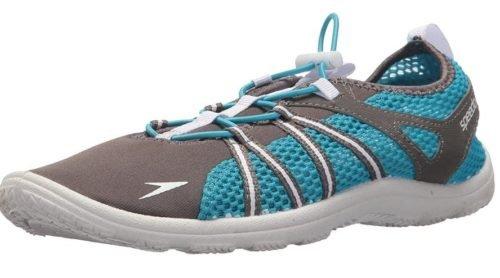 Speedo Women's Water Shoe Seaside Lace Up Athletic