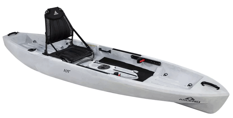 About the Ascend 10T Kayak