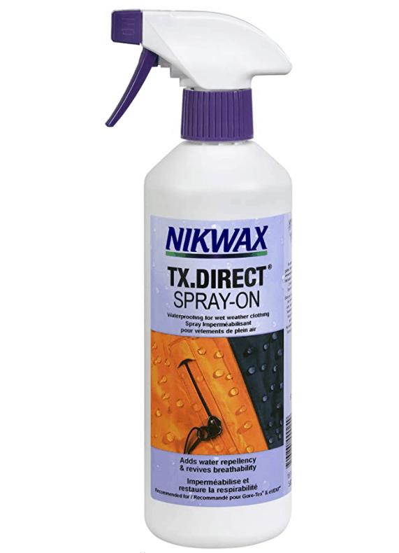 Nikwax Spray