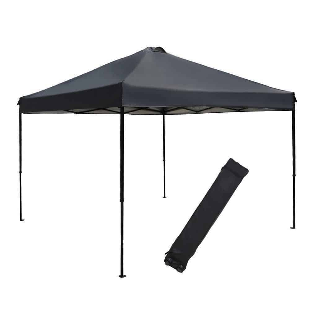 Abba Patio 10 x 10 Feet Outdoor Canopy with Roller Bag