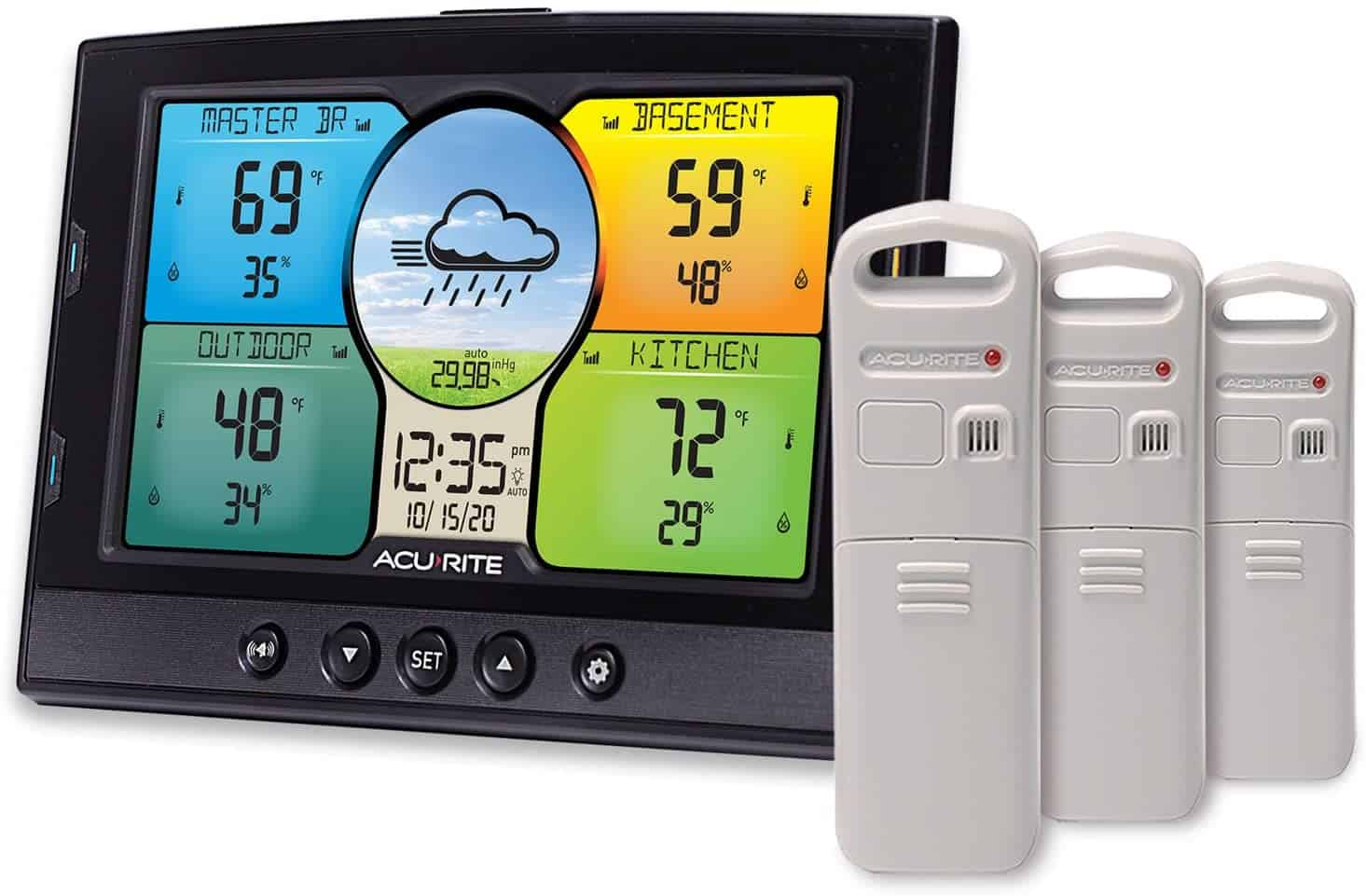 AcuRite Home Temperature and Humidity Station
