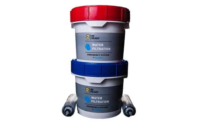 Aquapail Gravity Water Filter