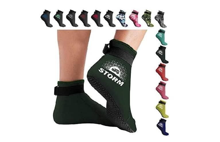 BPS 'Storm Sock' Ultra-Premium Water Fin Sock